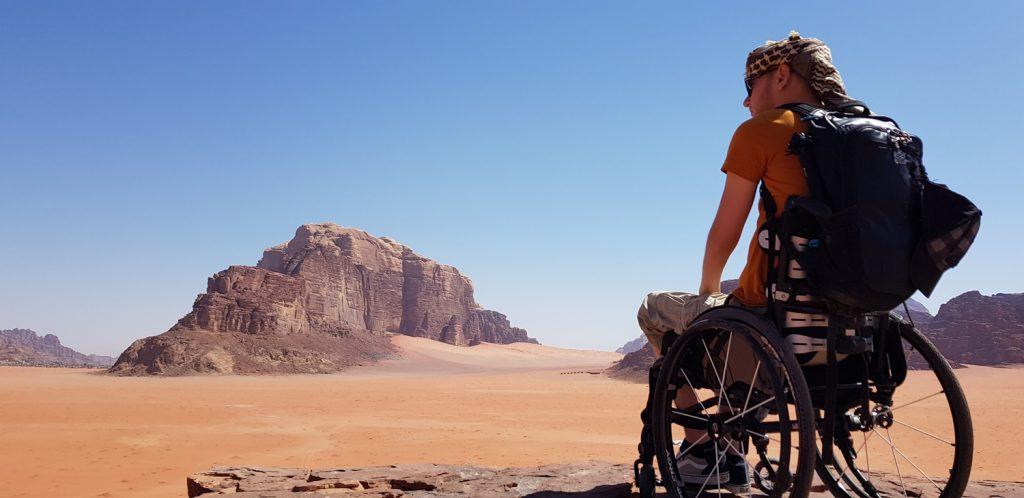 Activities For the Wheelchair Traveler